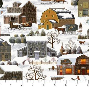Winter Village Scenic