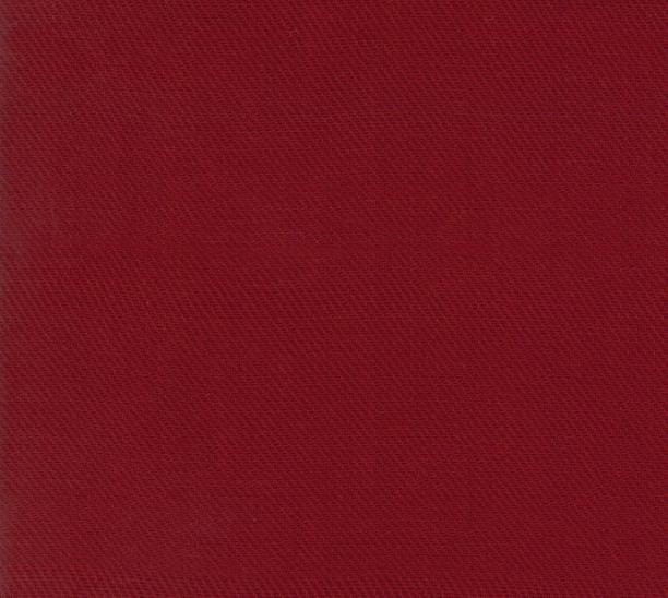 Cotton Works Dark Red