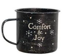 Comfort and Joy Mug