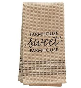 Sweet Farmhouse Dish Towel
