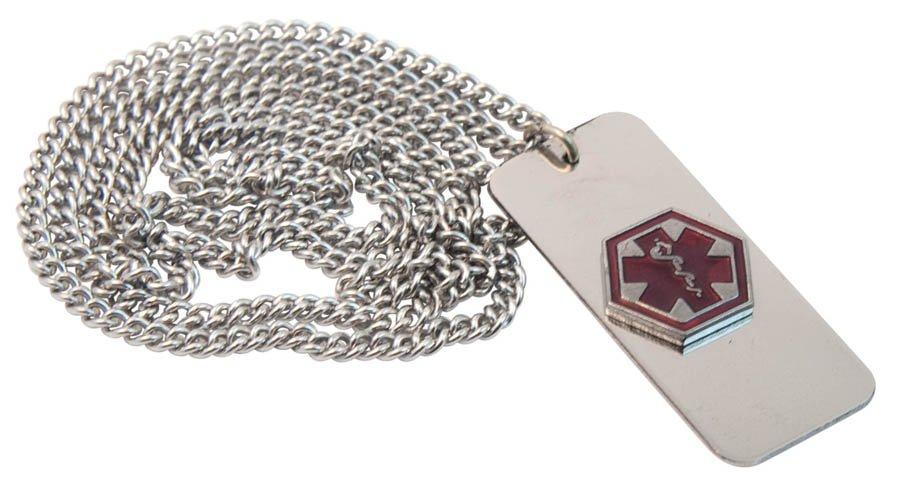 APEX Medical Emergency Necklace - Diabetic