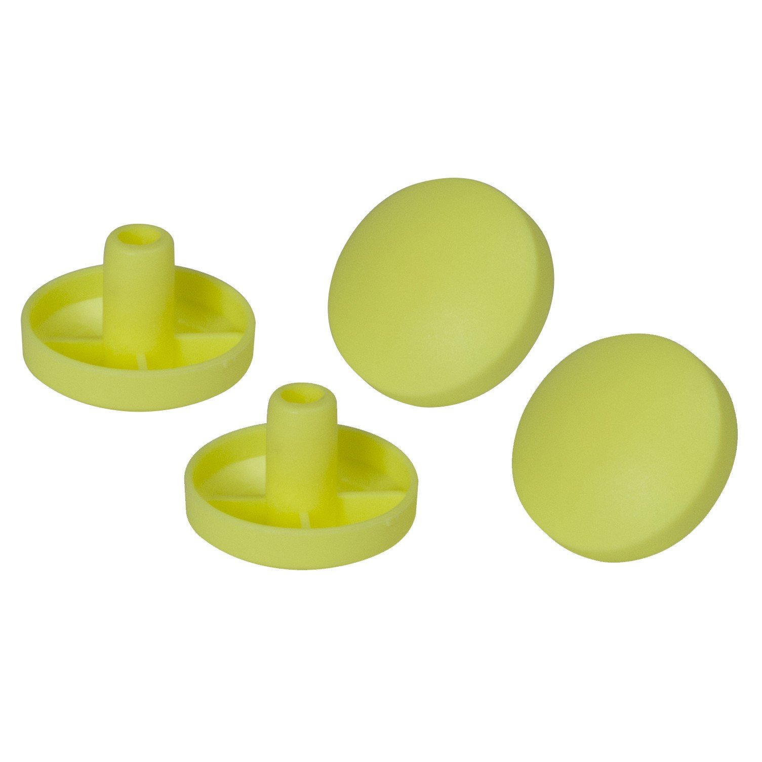 DRIVE Replacement Tennis Ball Glides Pads