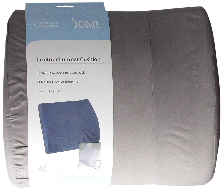 DMI Contour Lumbar Cushion