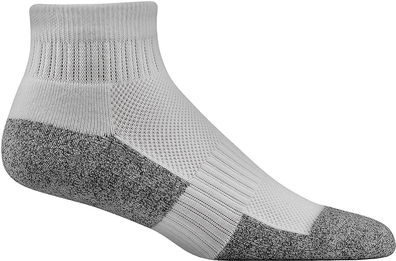 DrCOMFORT Shape To Fit Socks WHT MD