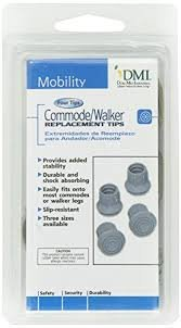DMI Walker Replacement Tips