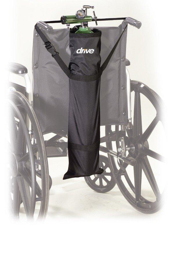 DRIVE Universal Oxygen Cylinder Carry Bag