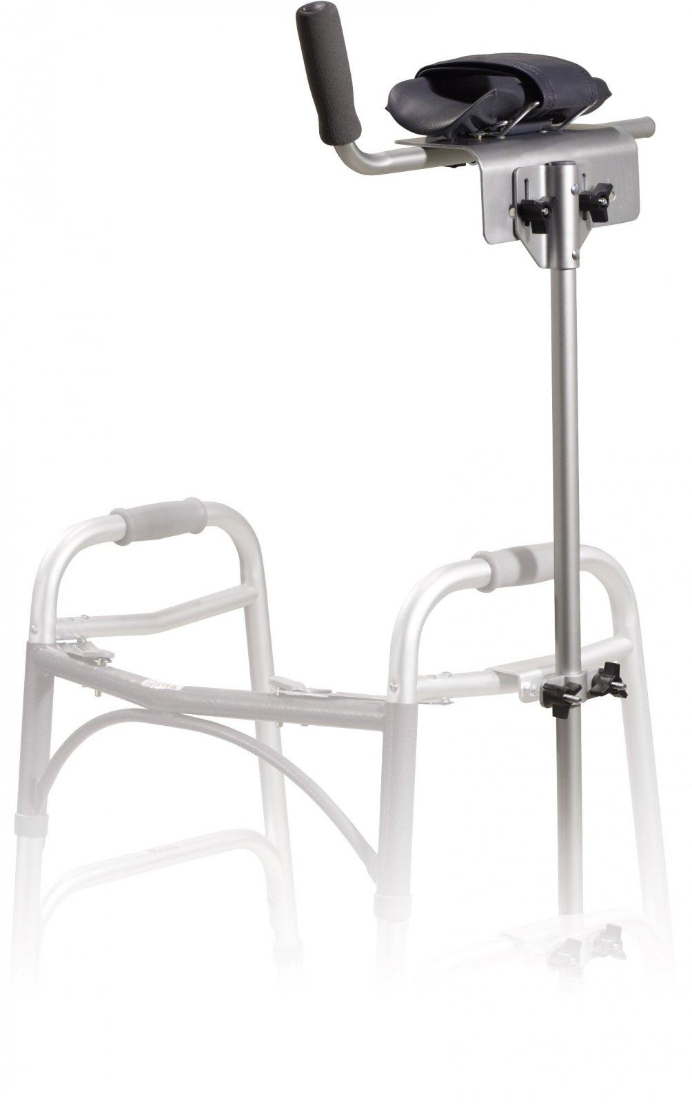 DRIVE Platform Walker/Crutch Attachment