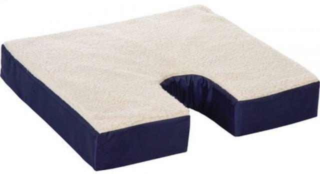 ESSENTIAL Fleece Coccyx Gel Cushion