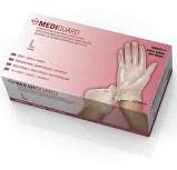 MEDLINE MediGuard Synthetic Exam Gloves LG