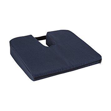 ESSENTIAL Sloping Seat Bucket Cushion w/ Coccyx Cutout