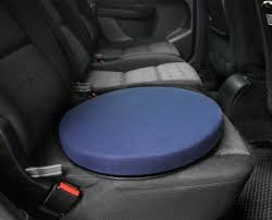 DRIVE Padded Swivel Seat Cushion - Blue