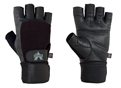 VALEO Competition Wrist Wrap Lifting Glove MD