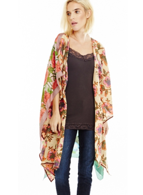 In Style Poncho
