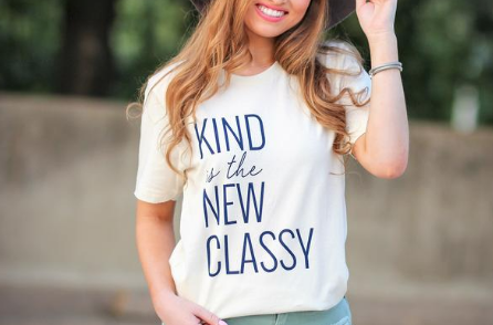 Kind is the new Classy Top