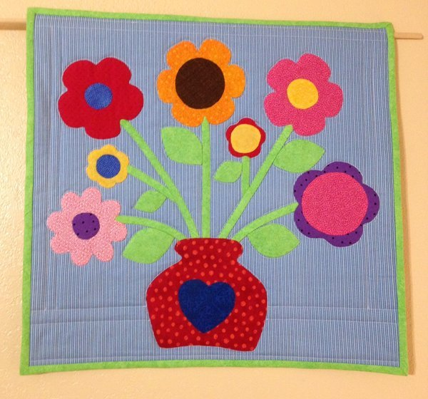 Flowers For Mama Hand Applique Pattern Only Unique Applique Patterns Flowers