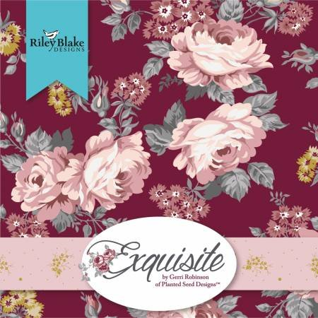 EXQUISITE by Gerri Robinson of Planted Seed Design
