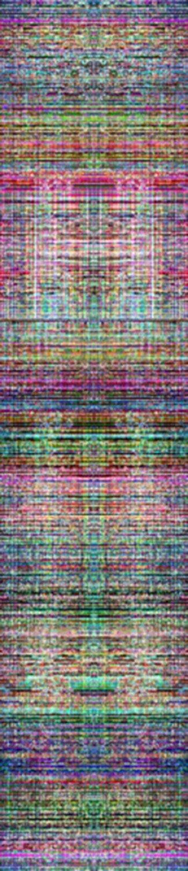 RAINBOW WONDERLUST BY HOFFMAN DIGITIZED FABRIC