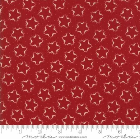 Star Stripe Gathering - Red 1