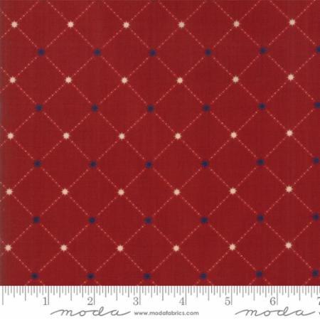 Star Stripe Gathering - Red 2