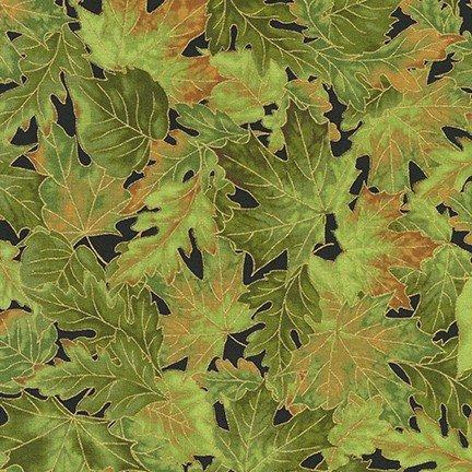 Autumn Bouquet Green