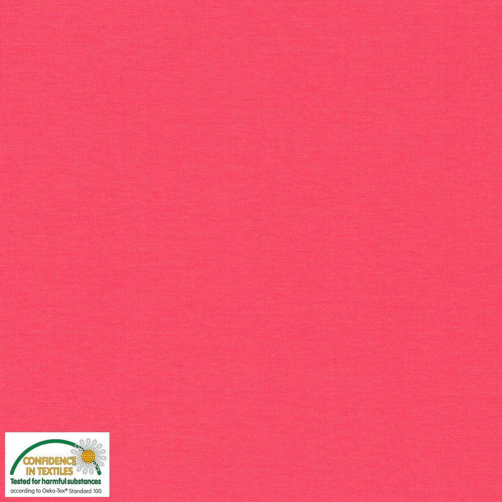 STOF Avalana Jersey Solids Coral