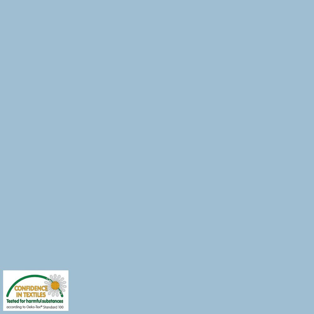STOF Avalana Jersey Solids Medium Blue