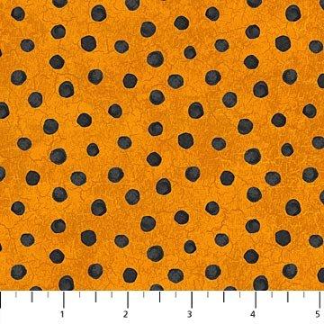 Ravens Claw - Orange with Black Dots