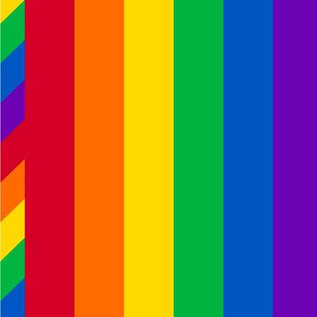 This & That II Rainbow Stripe Narrow