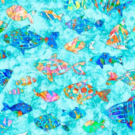 Ocean Paradise Fish Aqua