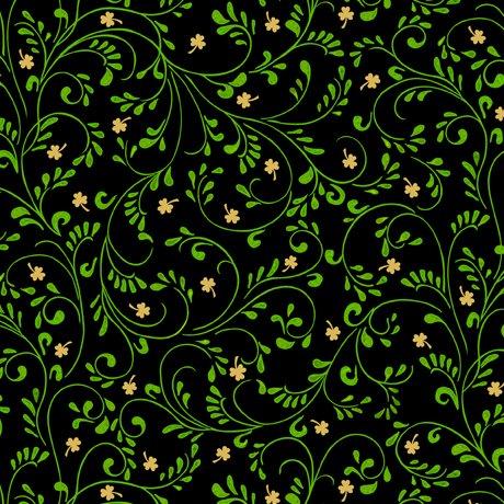 Irish Wishes Leaf Vine