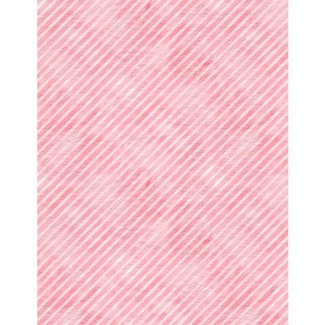 Botanical Oasis - Pink Stripe