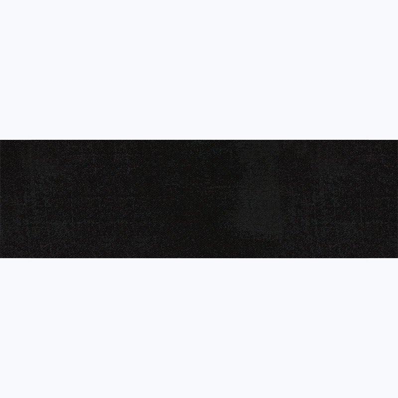 2 1/2 Bias Tape Grunge Black Dress