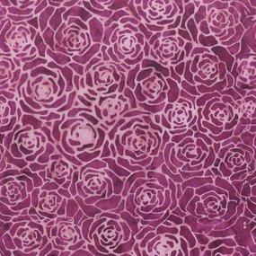 Quiltessentials Roses Purple