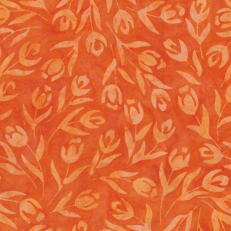 Quiltessentials Tulips Mandarin