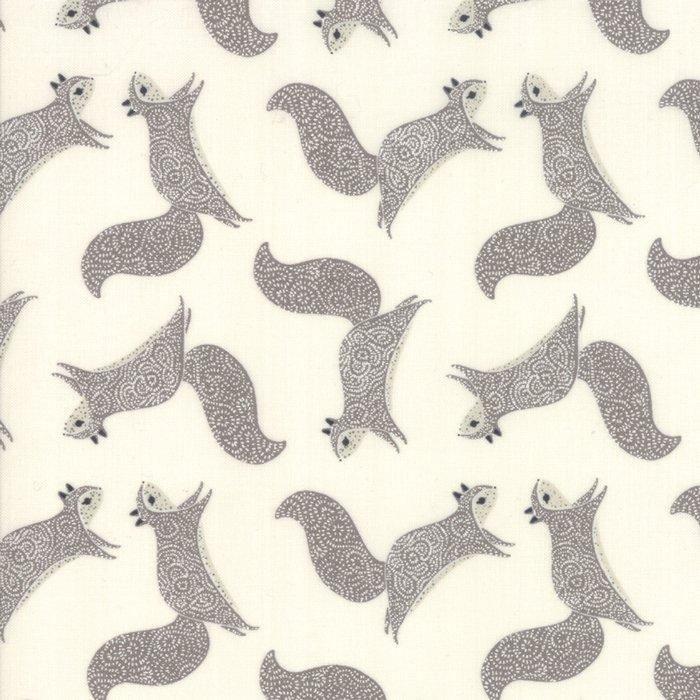 Bramble Cream Grey Squirrels