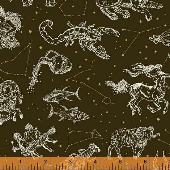 Stargazer Black Zodiac