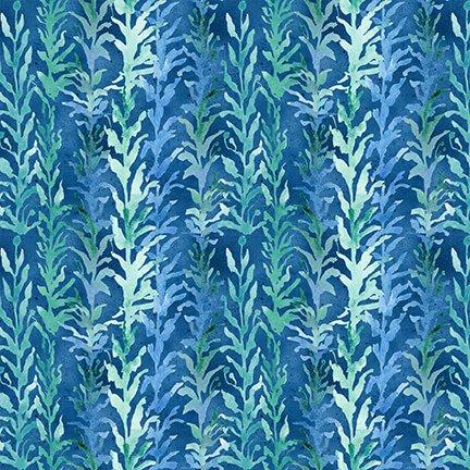 Seaglass Tonal Seaweed