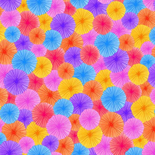 Tropical Zone Round Floral