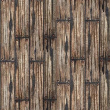 American Honor Wood Grain Brown