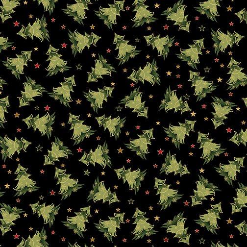 Charm Holiday Charming Tree Black