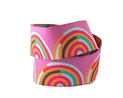 Ribbon Orange & Pink Hypno 7/8