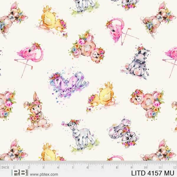 Little Darlings Animal Toss