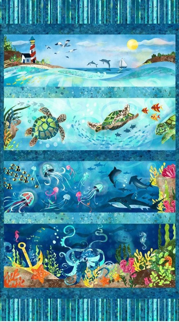 Ocean State Turtles panels