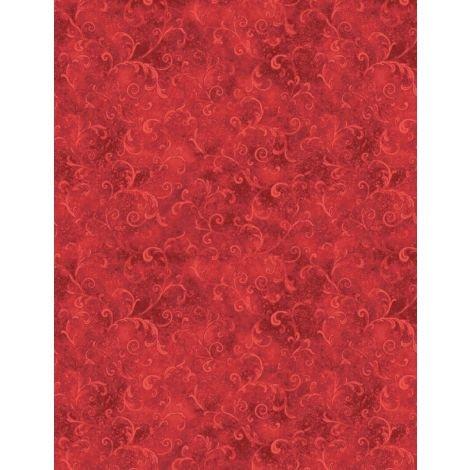 Essential Filigree Red