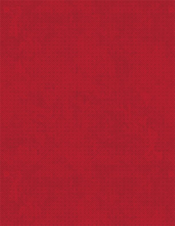 Essentials Criss-Cross Texture - Holiday Red