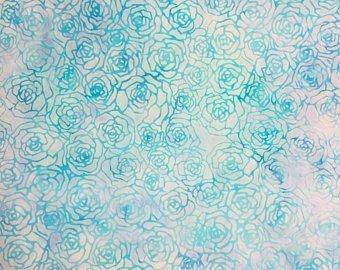 Quiltessentials Roses Cool