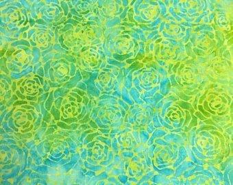 Quiltessentials Roses Lagoon