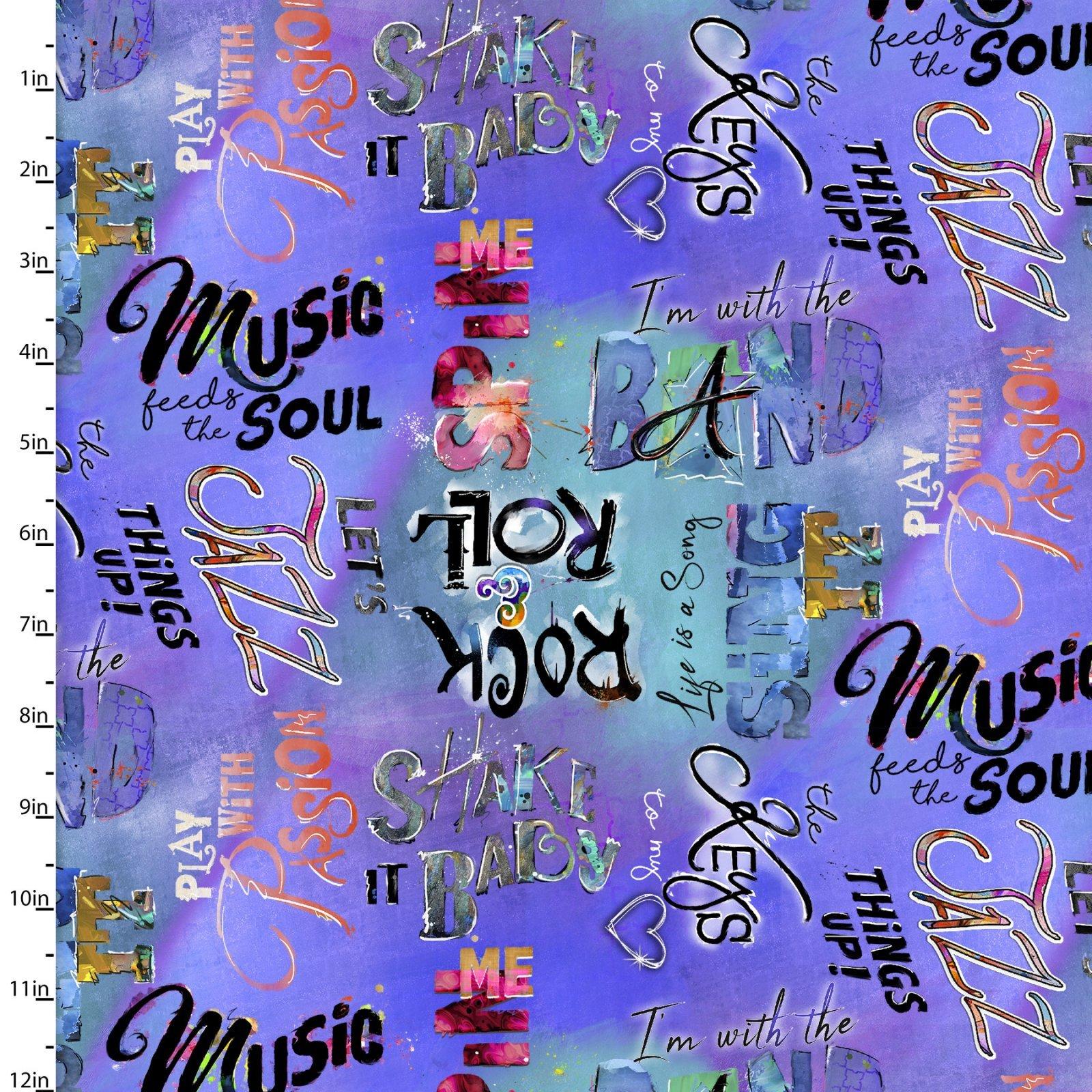 Rhythm Instruments Music Words