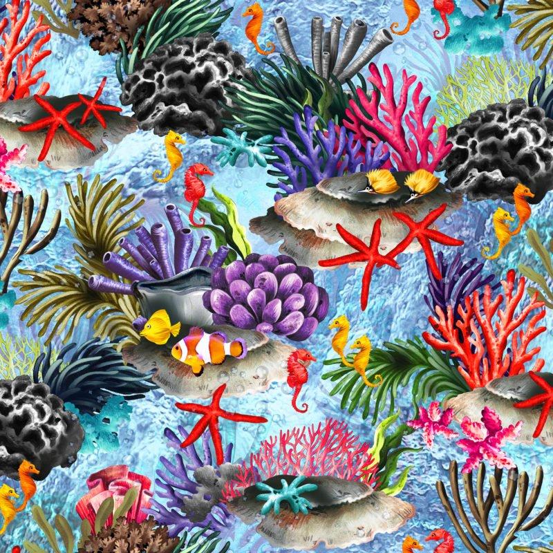 The Reef - Coral Reef