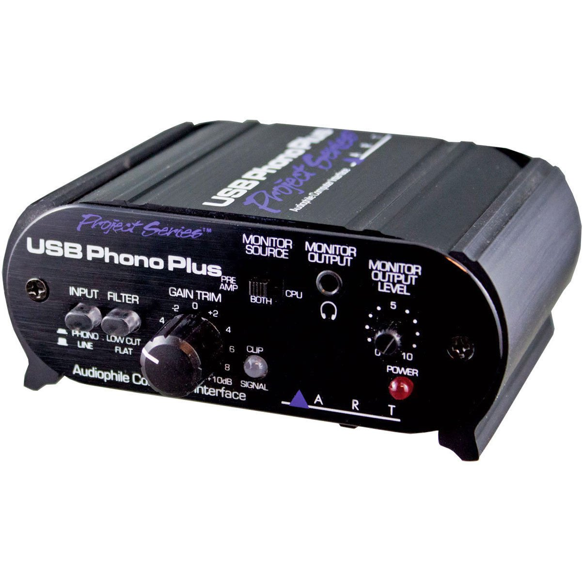 ART Project Series USB Phono Plus